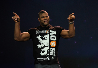 Alistair Overeem may have this blemish on his overall MMA career run, but his legions remain optimistic that the UFC 146 bout will happen, and quite frankly, they don't think any less of Overeem for this recent mishap.