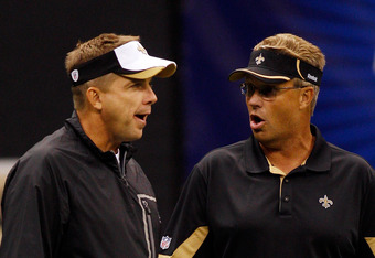 Payton and Williams before Williams's tun to the Dark Side.