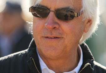 Bob Baffert is in the unfamiliar position of sending a trio of long shots in his own back yard.