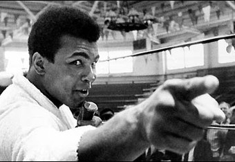 Ali's brashness was part of his brilliance
