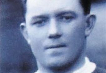 Sandy Turnbull, who scored the winning goal for Manchester United in the 1909 FA Cup Final, was killed in action during the First World War.