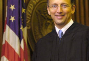 Judge Stefan Underhill