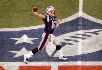 Tom Brady is hoping to get back to the Super Bowl in 2013.