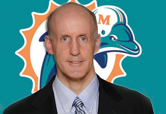 New Dolphins head coach Joe Philbin; Photo Credit: MiamiDolphins.com