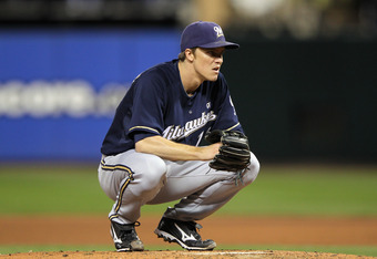 Zack Greinke might benefit from waiting for free agency.