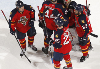 Despite a third seed in the East, the Panthers first playoff appearance since 2000 might end sooner rather than later.