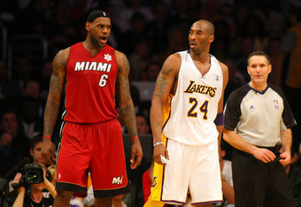 LeBron and Kobe could do the same thing and get a completely difference response from the public.