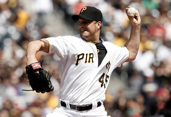 Erik Bedard has got off to a 0-2 start with a 2.25 ERA in 2012.