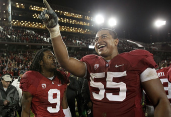 Jonathan Martin (55) might be pointing his way to Cleveland.