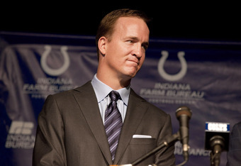 It was a sad goodbye to Peyton Manning this offseason.