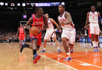 """Jrue Holiday might be the key to the Sixers taking """"the next step"""""""