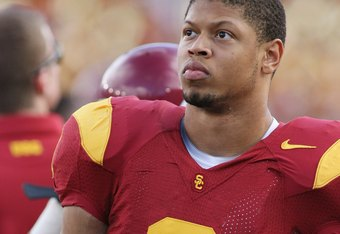 The Lions could take a defensive end like USC's Nick Perry despite seeming strong at the position
