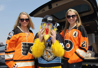 Flyers fans have openly mocked Crosby and the Penguins, despite the series being far from over.