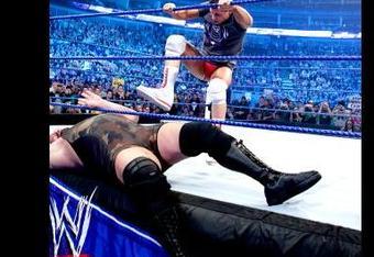 Big Show vs. Alberto Del Rio