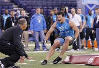 Luke Kuechly is another option for the Bills at No. 10.