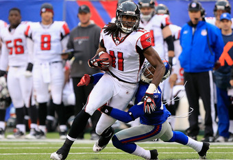 The Julio Jones (pictured) trades continues to land the Browns picks