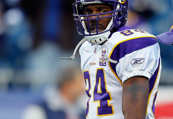 At least the Vikings have something to show for acquiring Moss back in 2010.