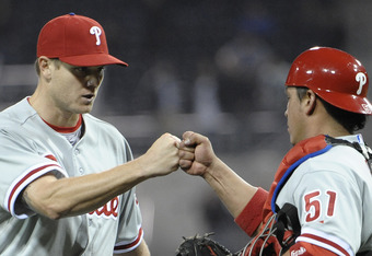 Jonathan Papelbon: from BoSox closer to Phillies closer.