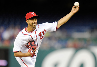 Gio Gonzalez hasn't allowed an earned run in either of his last two starts.