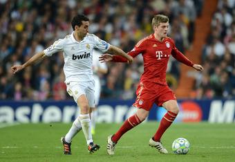 Toni Kroos: Key Playmaker Was Bayern Munich's MVP