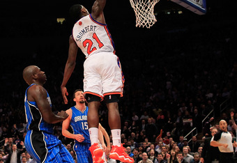 The Knicks' rookie guard must continue his high level of play for the playoffs.