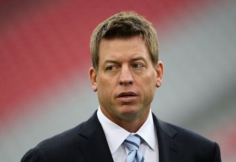 Troy Aikman was the No. 1 choice in the 1989 draft