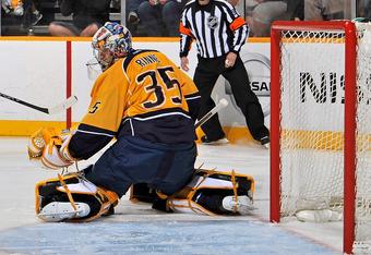 Phoenix must find ways to beat Pekka Rinne.