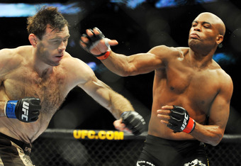 Anderson Silva is a BJJ black belt but certainly seems to prefer striking to rolling on the ground.