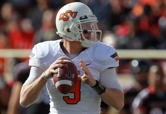 Brandon Weeden, Colt McCoy, it doesn't matter: the Browns need receiving weapons