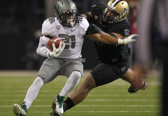 Alameda Ta'amu won't be doing any of this if he gets drafted by the 49ers.