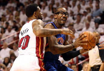 Stoudemire needs to assert himself offensively in Game 2, as his nine-point effort in Game 1 just won't cut it.