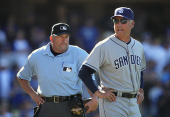 With expanded instant replay, umpires and managers could get along better.