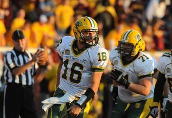 A playoff was good enough for North Dakota State, the 2011 FCS Champions. Photo courtesy of www.collegesportsmadness.com.