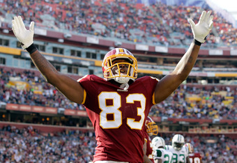 Fred Davis has become a Top 10 Tight End in the NFL.