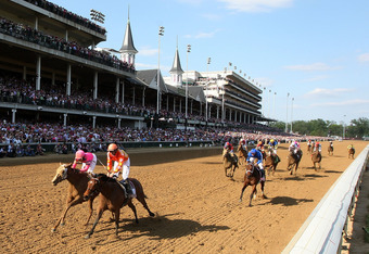 The Kentucky Derby is comprised of some of the best jockeys in the world competing for their place in the history books.