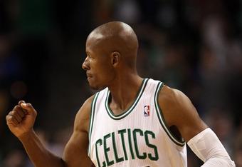 Allen's Celtics have won eight Game 7s since 1984