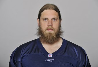 NASHVILLE, TN - 2009:  Jake Scott of the Tennessee Titans poses for his 2009 NFL headshot at photo day in Nashville, Tennessee.  (Photo by NFL Photos)