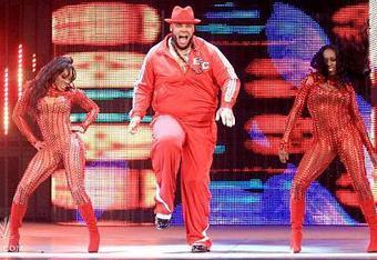 This is what WWE wants for your children's future. (Image retrieved from http://3.bp.blogspot.com/-OcGJ82jSRzo/Tx7V7yZX72I/AAAAAAAABDI/_l2zQqIkWdk/s1600/funkasaurus.jpg)