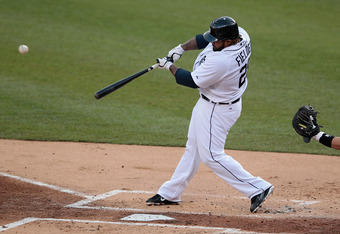 Prince Fielder: Was a fixture at 1B for Brewers for six seasons