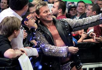 Chris Jericho returns to WWE.
