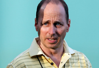 If Brian Cashman is worried about Andy Pettitte, he's not saying so publicly.