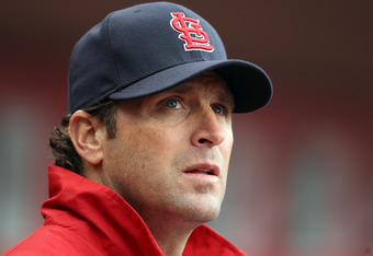 Cardinals manager Mike Matheny has done a great job just letting his players do what they do, according to Ozzie Smith.