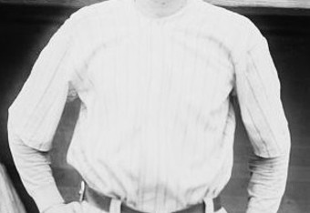 Wally Pipp was the incumbent first baseman for the Yankees until he was forced out by the young Lou Gehrig.
