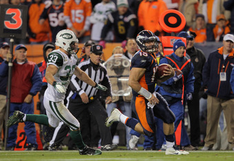 The Jets know first hand what Tebow can do.