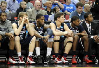 The disappointing season finally comes to an end at the hands of Iowa St. in the first round of the NCAA Tournament