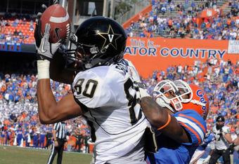 Florida beat Vanderbilt 26-21 last season