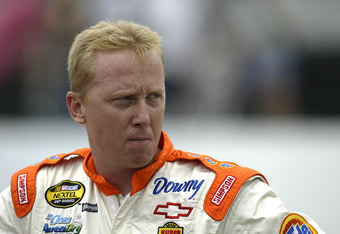 Ricky Craven told Marty Smith he spent a whole year re-organizing his finances once he retired.