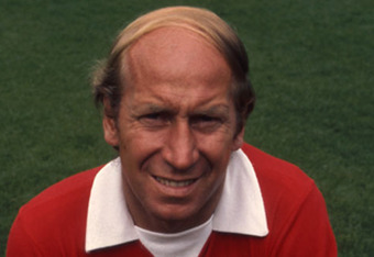 Bobby Charlton in his final years at Manchester United (bbc.co.uk)