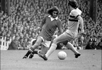 George Best near the end of his Manchester United career (bbc.co.uk)