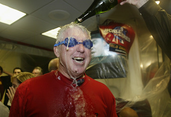 Hatcher's and Scioscia's offensive philosophy worked like a charm in 2002.